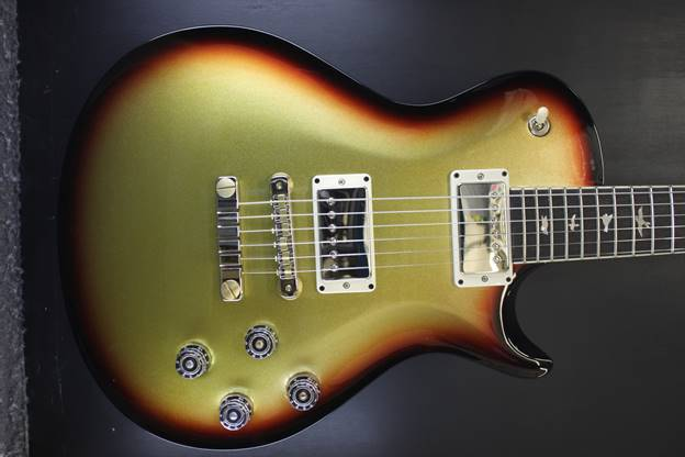 SC594 Golden Tri Color Burst