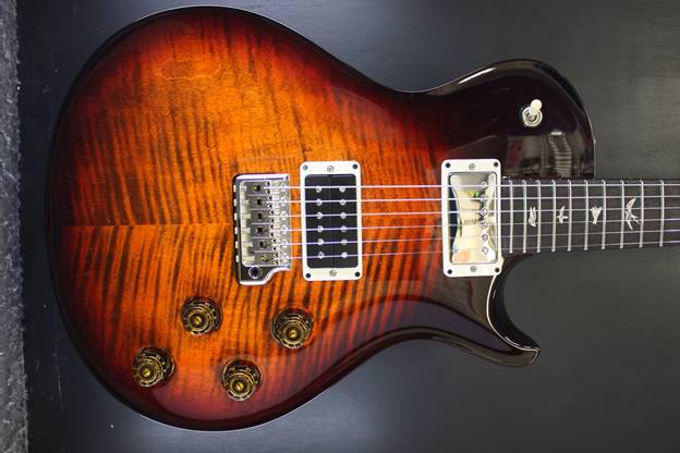 Tremonti Orange Tiger Tri Color Burst
